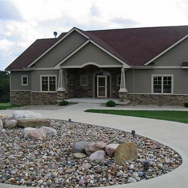 Newcastle Home Builders Concrete Homes In Des Moines Iowa